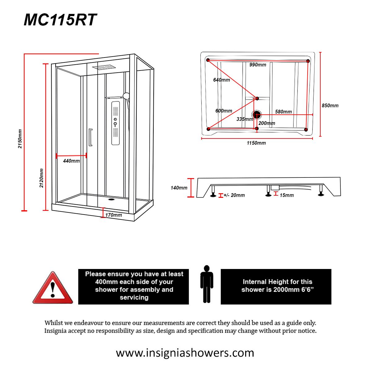 MC115RT