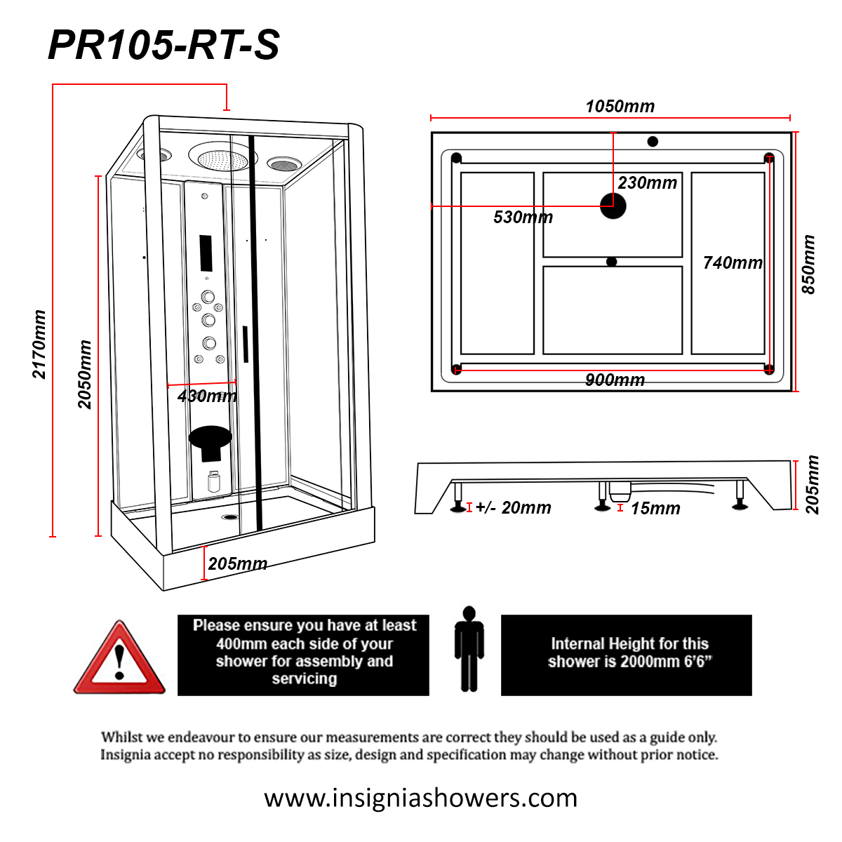 PR105-RT-S